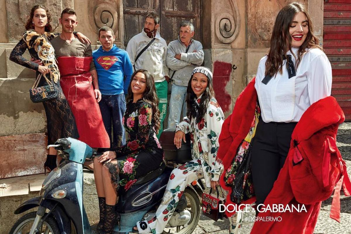 Photo: Luca and Alessandro Morelli for Dolce & Gabbana