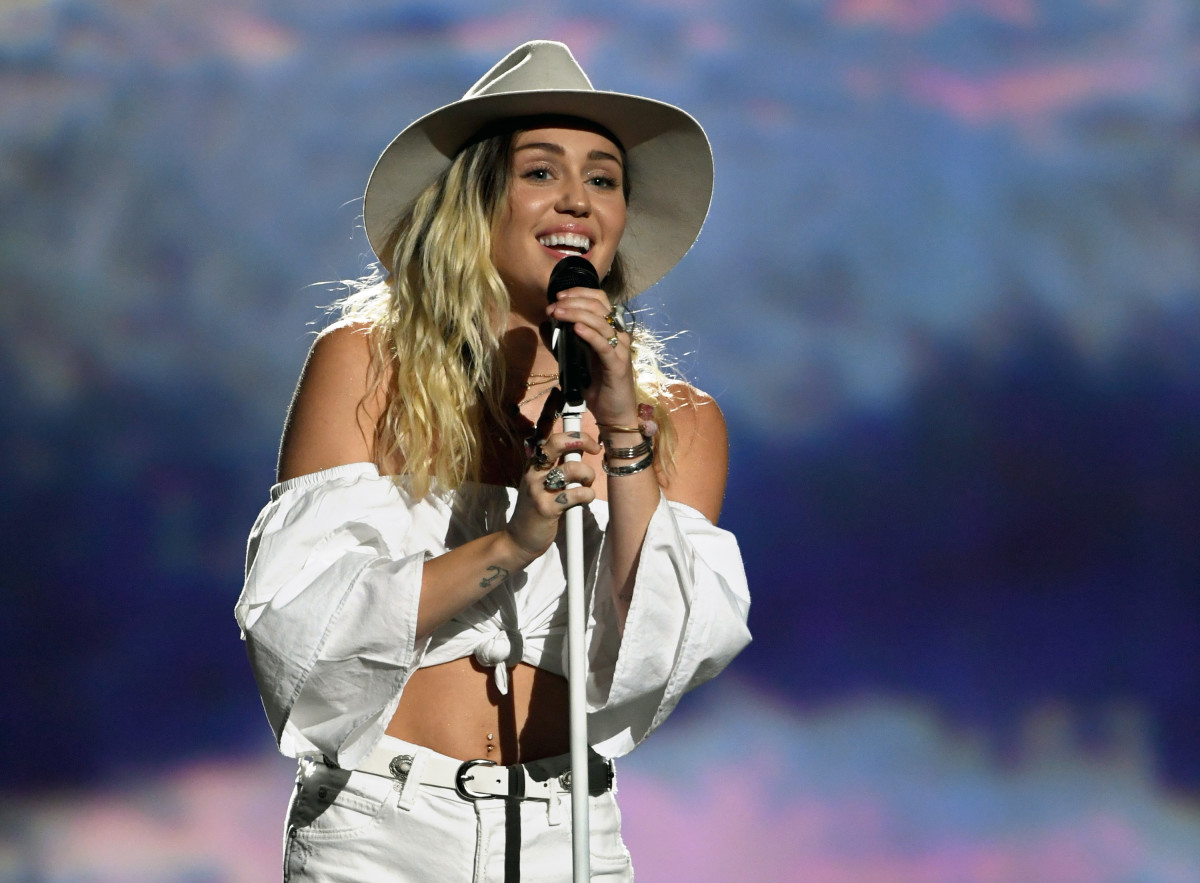 Miley Cyrus. Photo: Ethan Miller/Getty Images