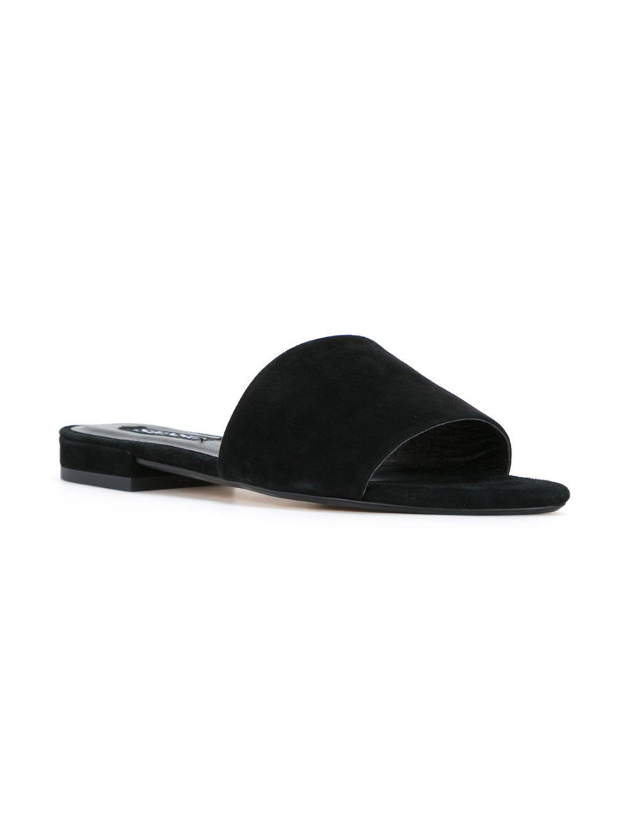 Senso Zulu slides, $138, available at Farfetch.