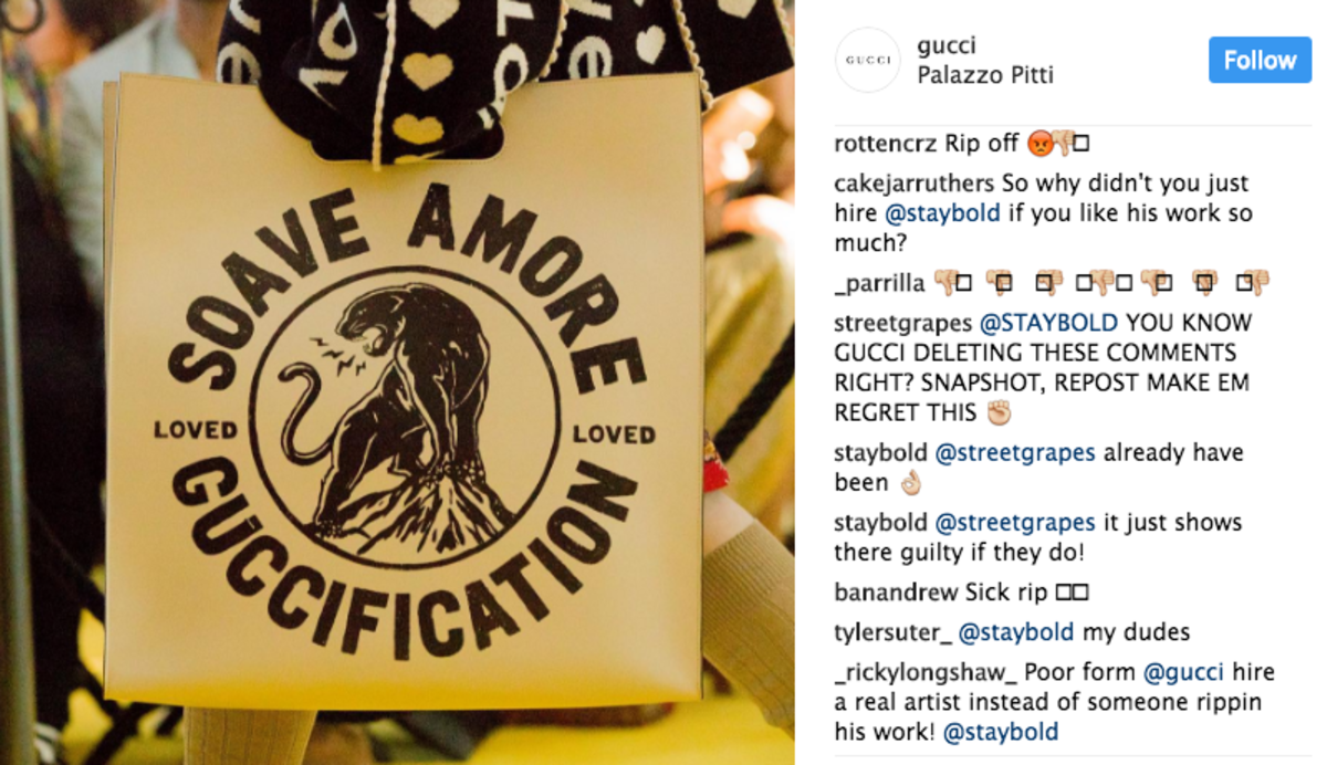 Screengrab: @gucci/Instagram