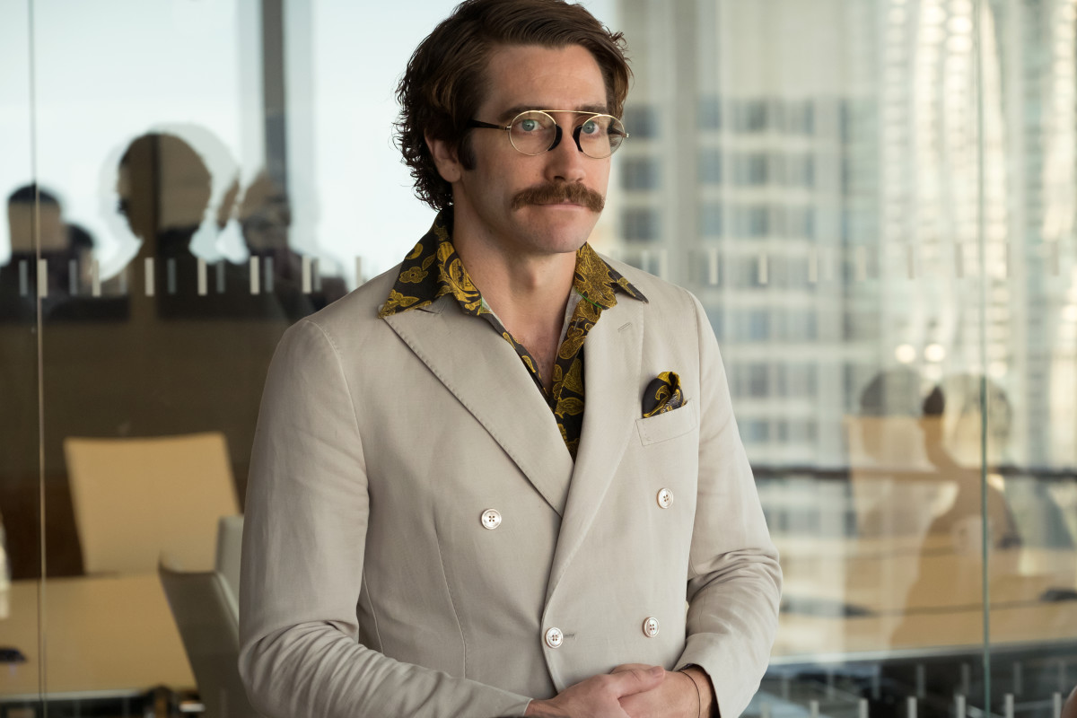 Dr. Johnny Wilcox (Jake Gyllenhaal). Photo: Barry Wetcher / Netflix