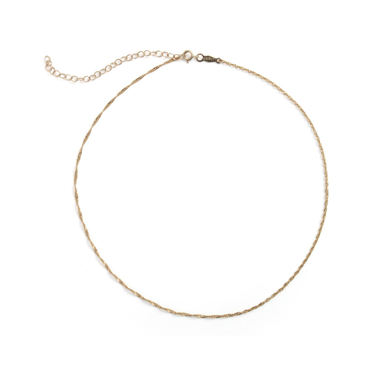 "Catbird ""Sweet Nothing"" choker, $154, available at Catbird."