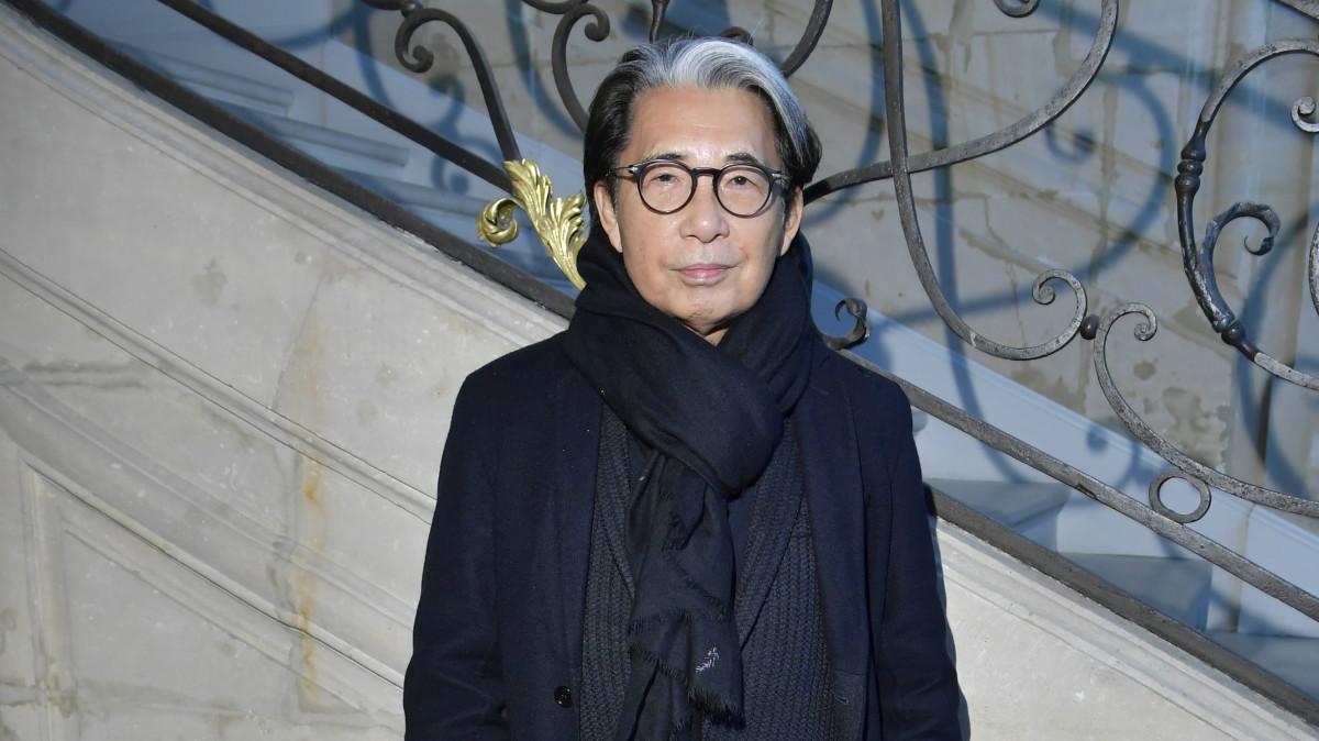 Kenzo Takada. Image via Fashionista.com