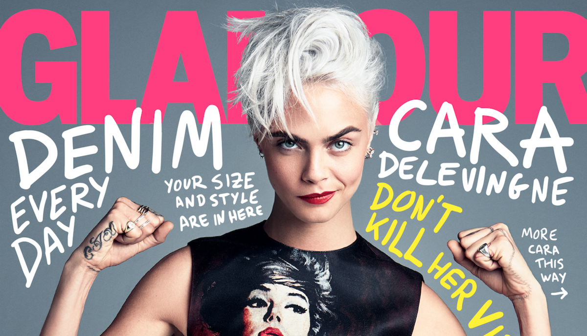 Must Read Cara Delevingne Talks Sexuality And Head
