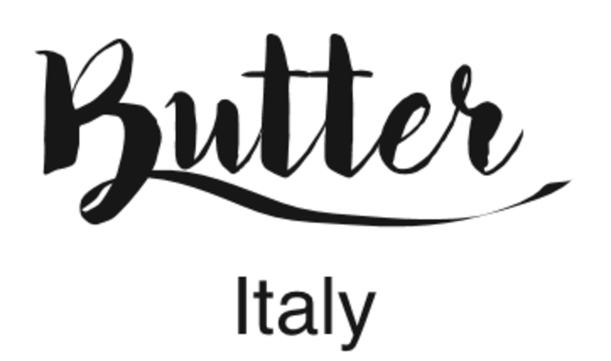 butter shoes logo