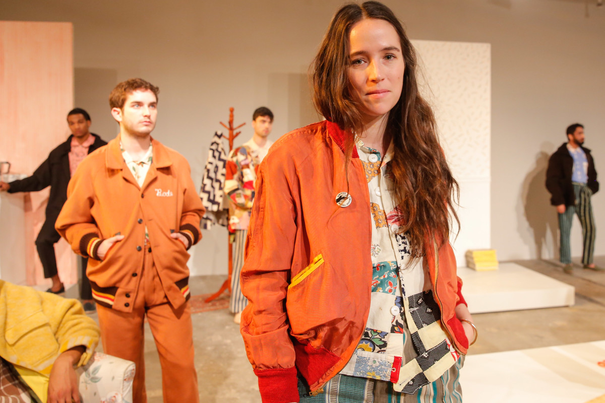 Meet The Female Designers From New York Fashion Week Men S Fashionista