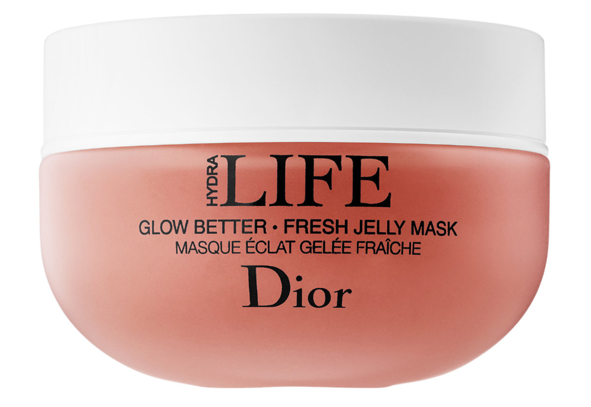 Dior Hydra Life Glow Better Fresh Jelly Mask, $69 (nice), available at Sephora. Photo: Sephora