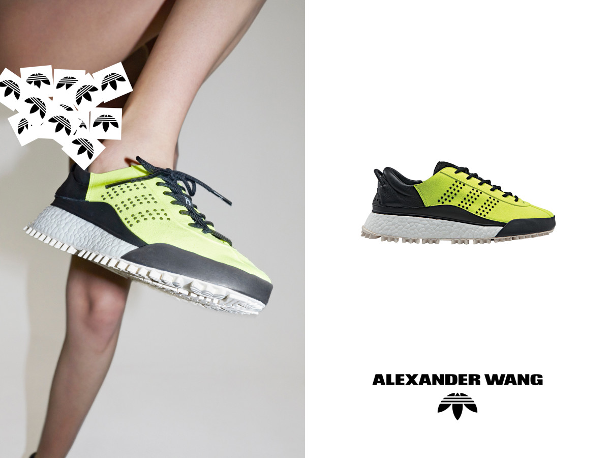 Adidas Originals x Alexander Wang Season 2 campaign. Photo: Juergen Teller