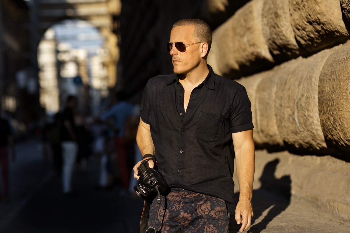 Scott Schuman of The Sartorialist. Photo: Courtesy