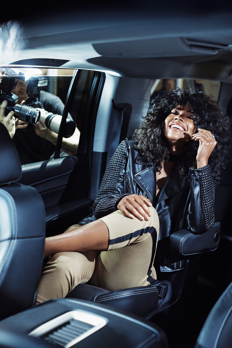 Gabrielle Union in her line for New York & Company. Photo: Courtesy