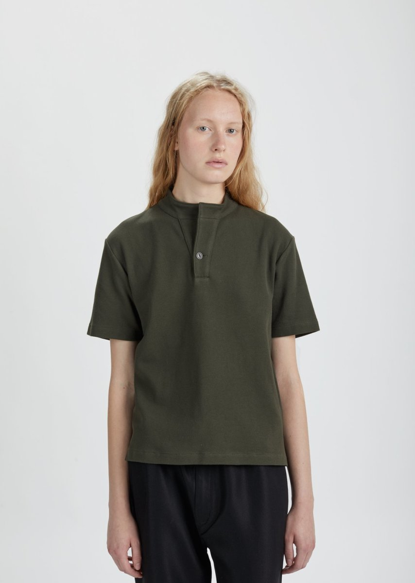 Moderne Otto polo shirt, $365, available at La Garconne