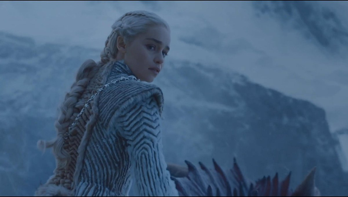 Daenerys Targaryen S Winter Look Is Her Best Yet Fashionista