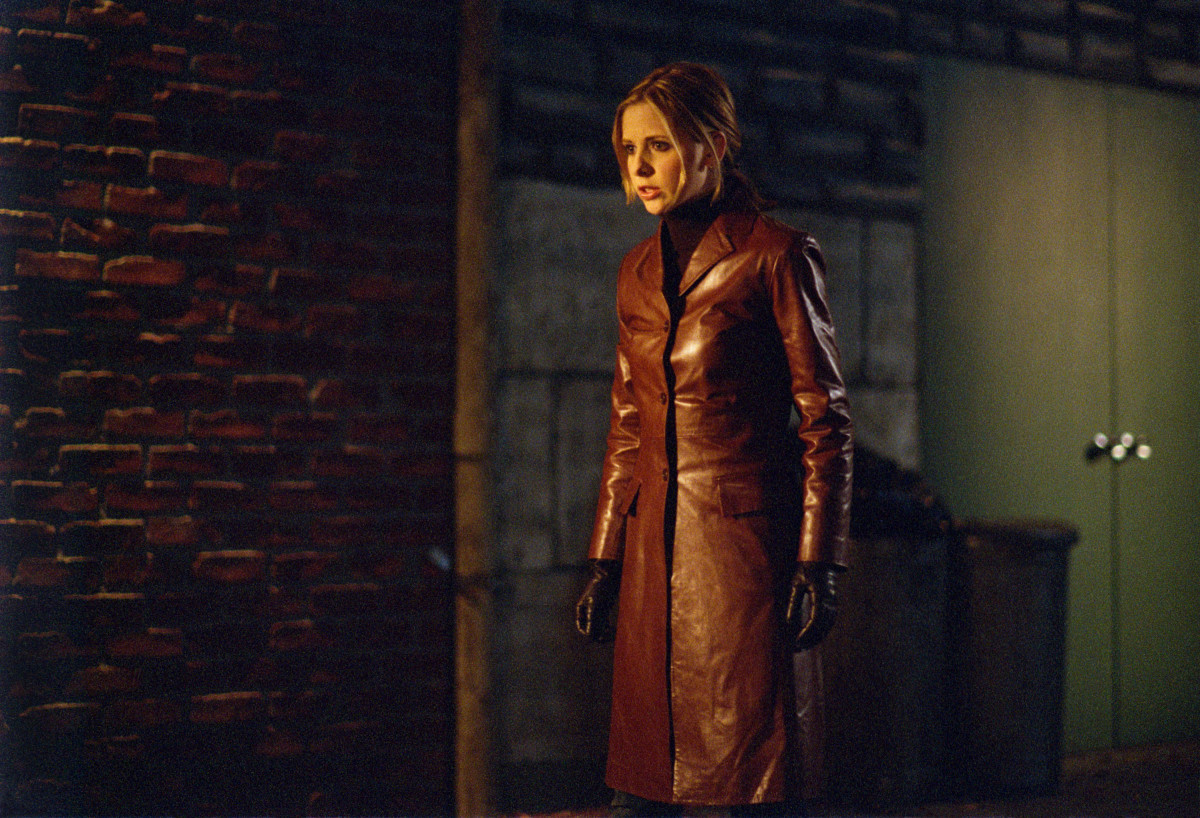 Buffy in her classic look. Photo: 20th Century Fox