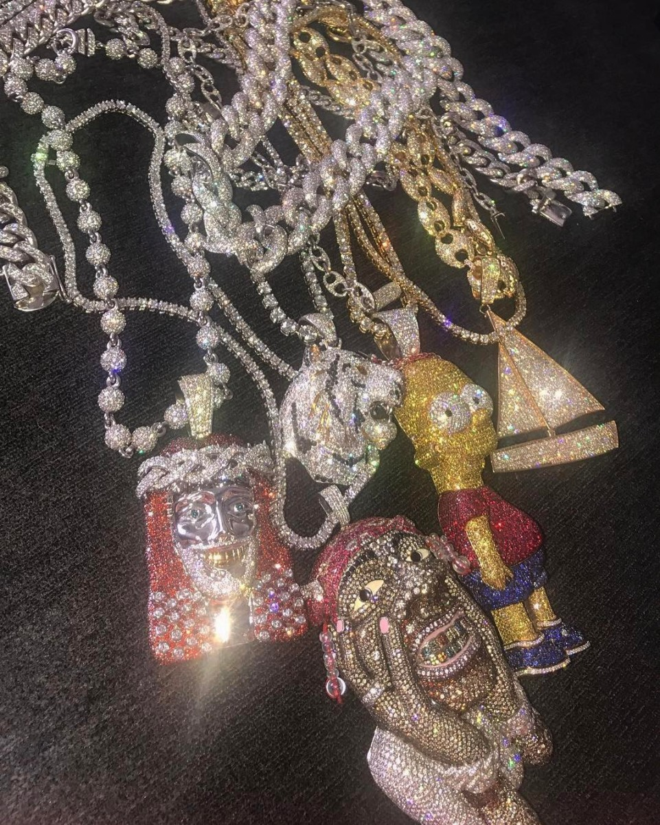gets hqdefault ovo chain ben chains drake new from sound watch baller