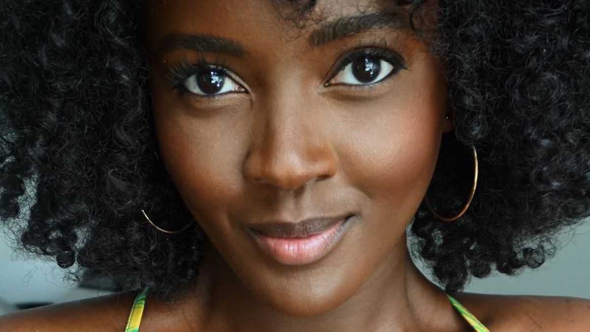 Why Model Philomena Kwao Remains Optimistic About