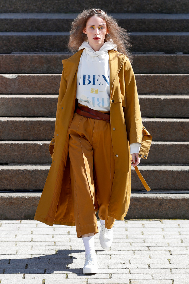 A look from Iben Spring 2018. Photo: Courtesy