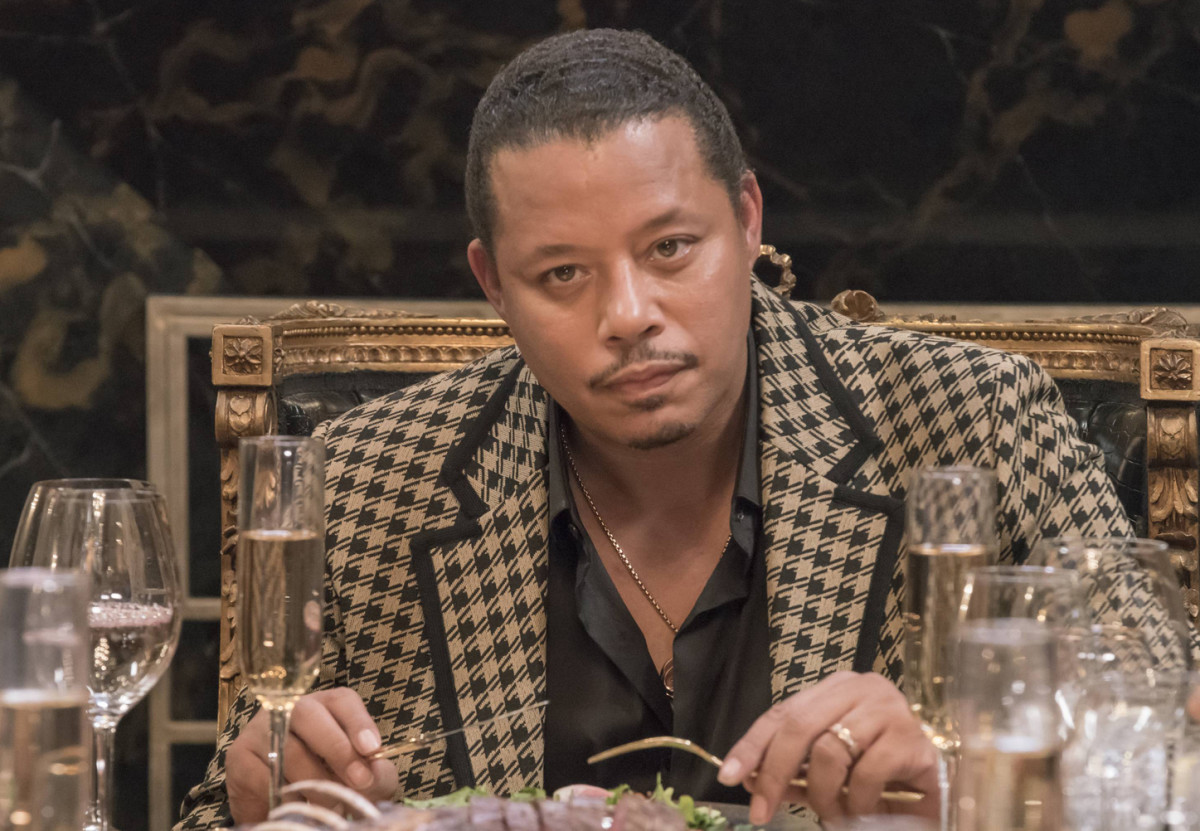Lucious (Terrence Howard) in his dinner attire. Photo: ©2016 Fox Broadcasting Co. CR: Chuck Hodes/FOX