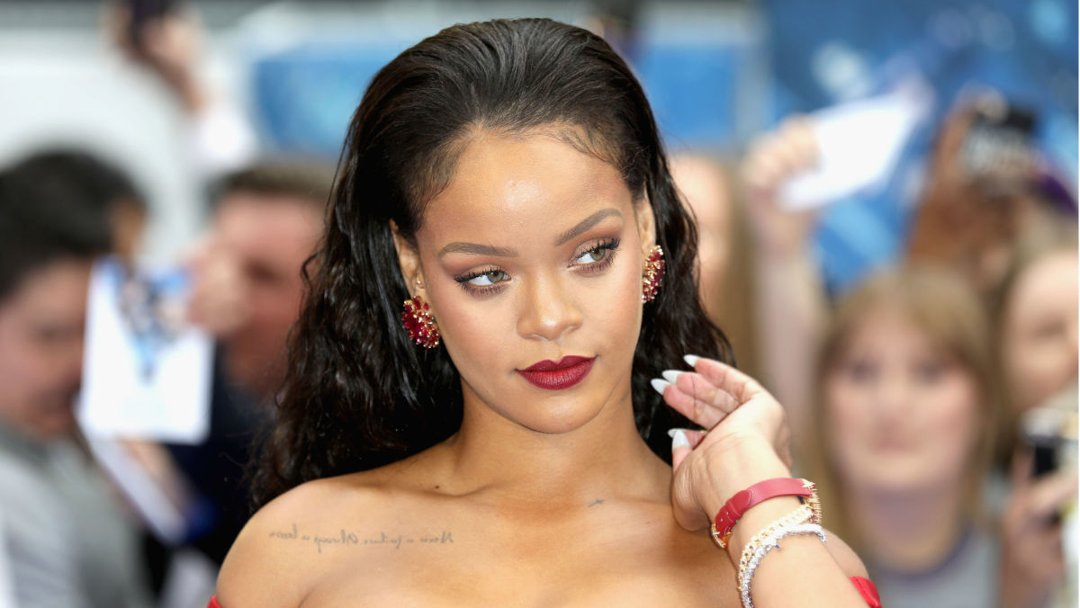 Rihannas Fenty Beauty Campaign Is Here, And Its -1120