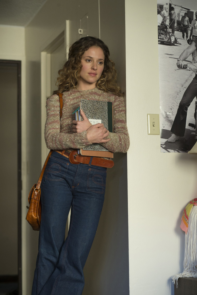 Abby (Margarita Levieva). Photo: Paul Schiraldi/HBO