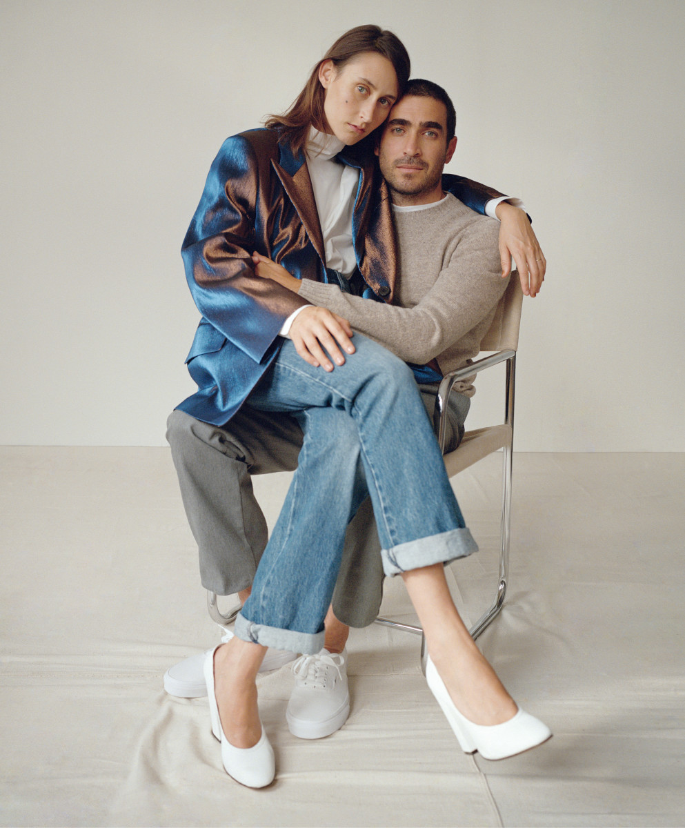 Clara Cullen and Max Farago. Photo: Max Farago/Nordstrom