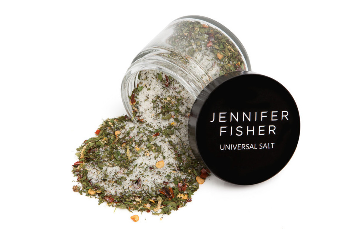 Jennifer Fisher's universal salt, $12, available at Jennifer Fisher. Photo: Courtesy