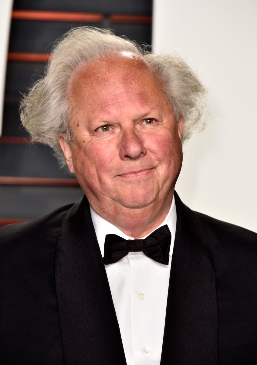 Graydon Carter at the 2016 Vanity Fair Oscar Party. Photo: Pascal Le Segretain/Getty Images