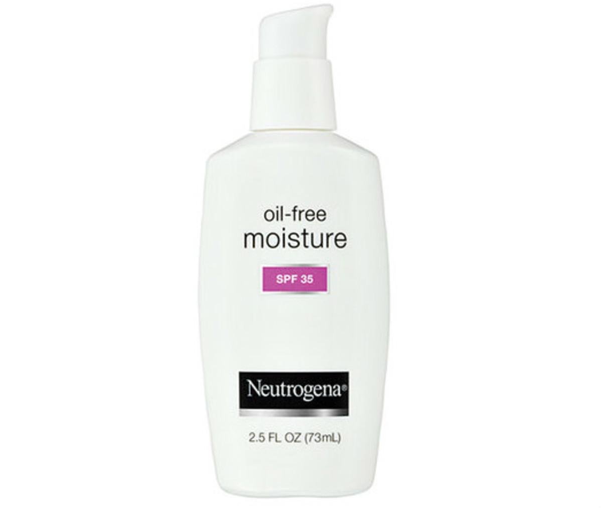 Neutrogena Oil-Free Moisture SPF 35, $11.99, available at Ulta Beauty
