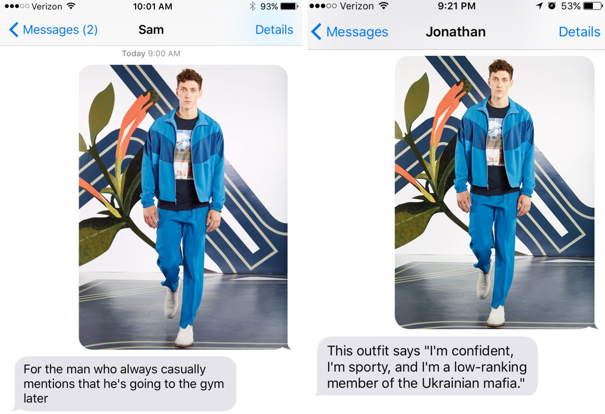 Left: Tyler's boyfriend, Sam. Right: Stephanie's friend, Jonathan.