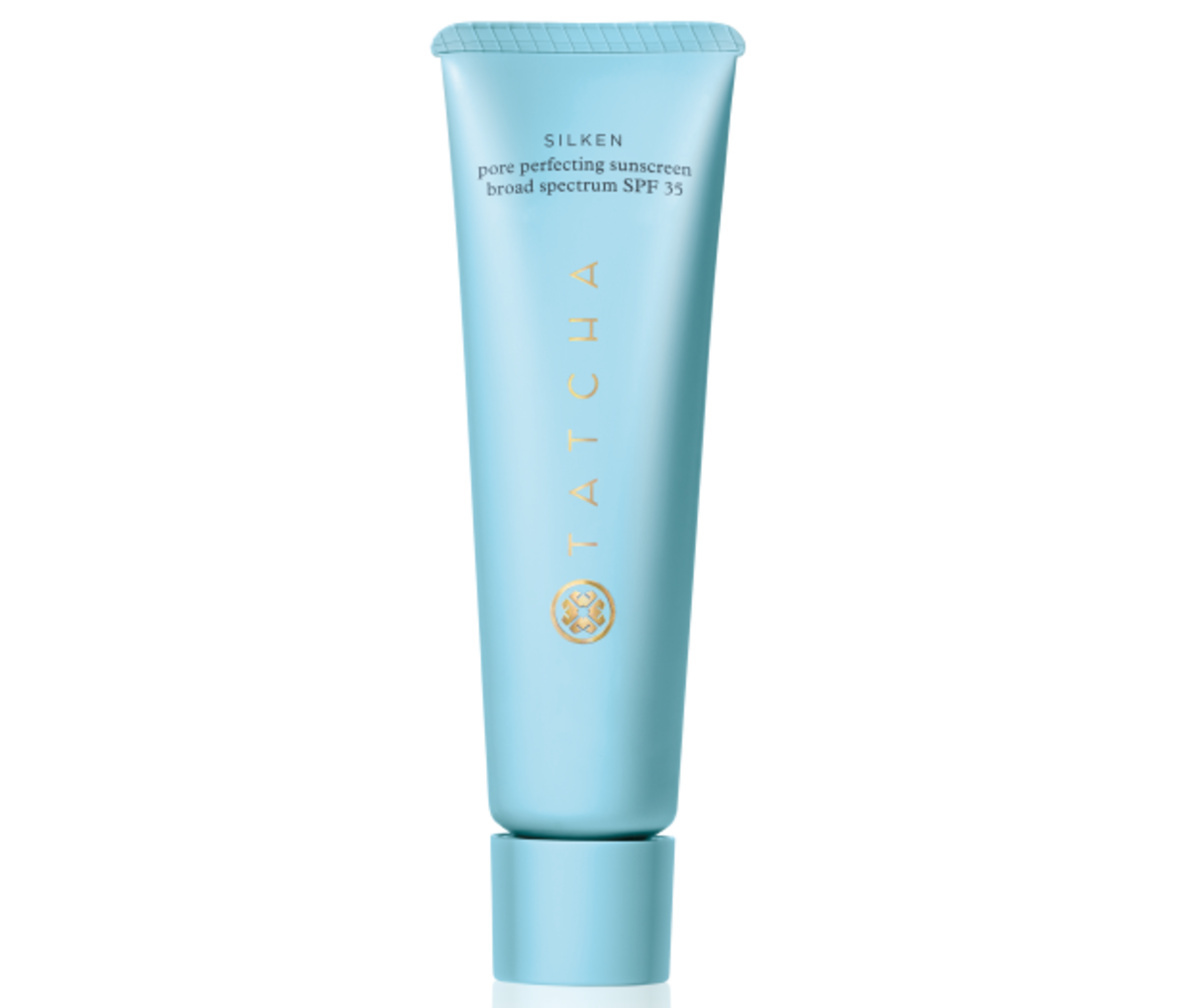 Tatcha Silken Pore Perfecting Sunscreen Broad Spectrum SPF 35, $65, available at Sephora