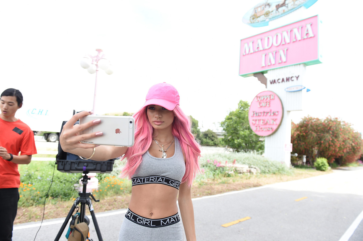 Watch Madonna Taps Pia Mia as First Fashion Director for Material Girl video