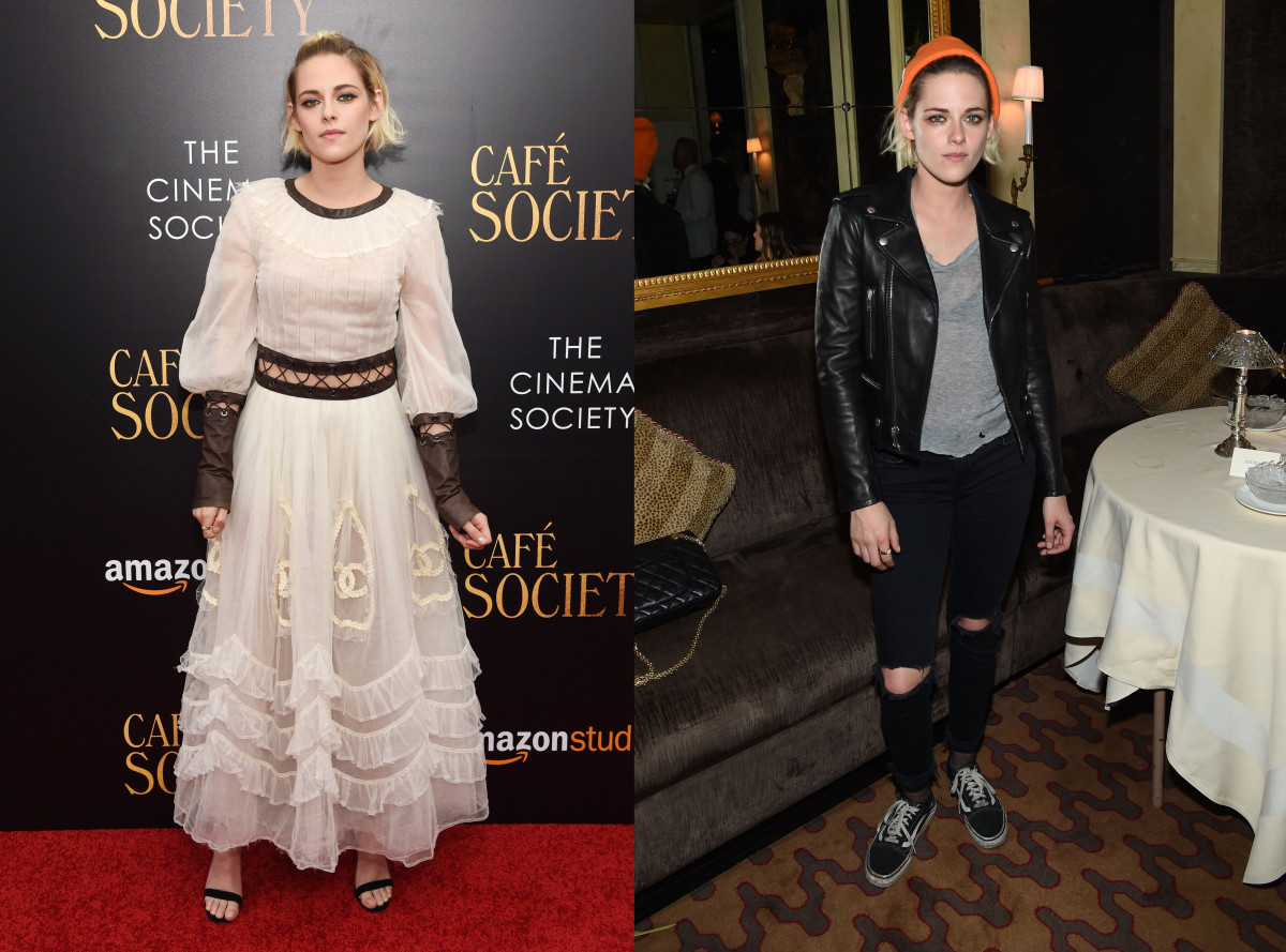 Kristen Stewart at the premiere and after party of 'Cafe Society' in New York City. Photo: Jamie McCarthy/Getty Images