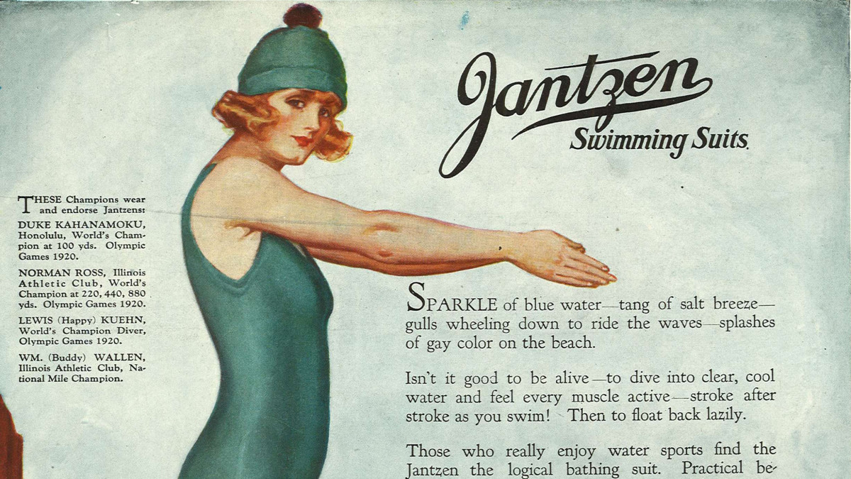 6dab8af788 How Today's Biggest Swimsuit Companies Got Their Start Knitting Wool -  Fashionista