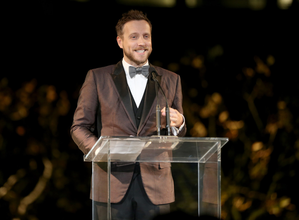 Ariel Foxman at the InStyle Awards in October. Photo: Todd Williamson/Getty Images for InStyle
