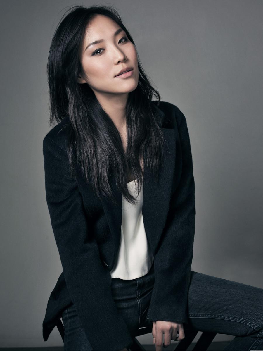 Designer Ji Oh. Photo: Zackery Michael