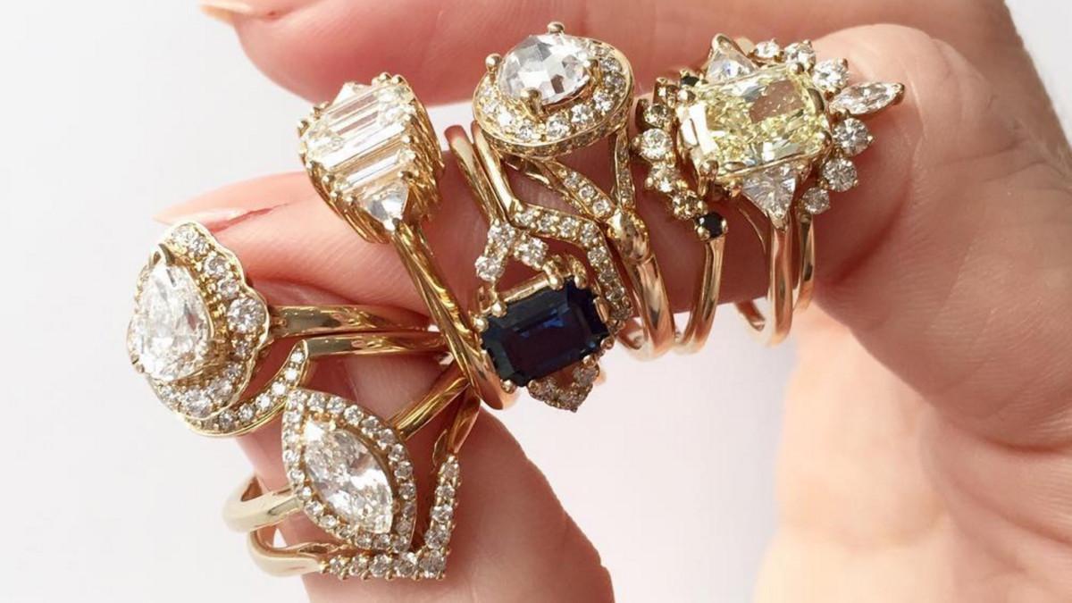 Damiani Brad Pitt Wedding Band 34 Awesome engagement rings th