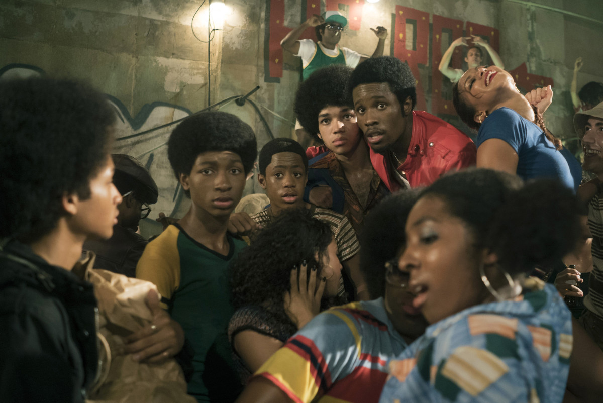 No party like a Get Down party. Photo: Netflix