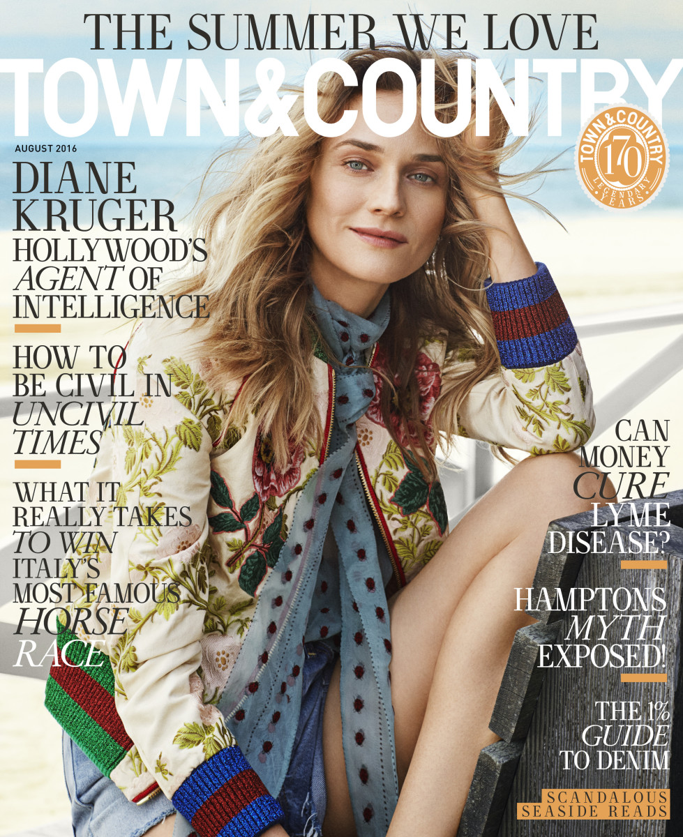 Image courtesy of Town & Country