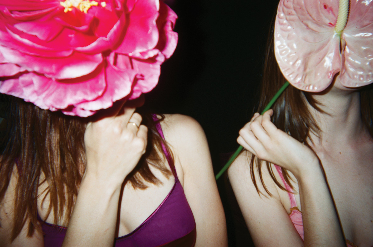 Araks campaign imagery. Photo: Brittany Asch for Araks