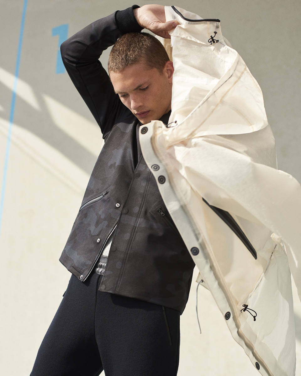 An image from the Tim Coppens x Under Armour lookbook. Photo: Courtesy of Tim Coppens