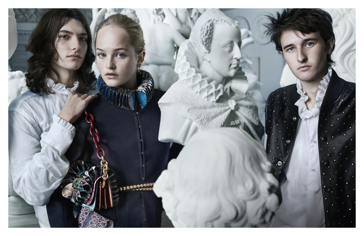 Photo: Mario Testino/Burberry