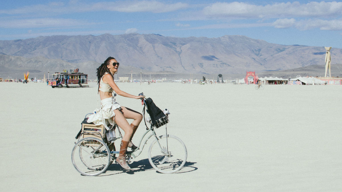 Burning Man 2015. Photo: Whitney Bauck