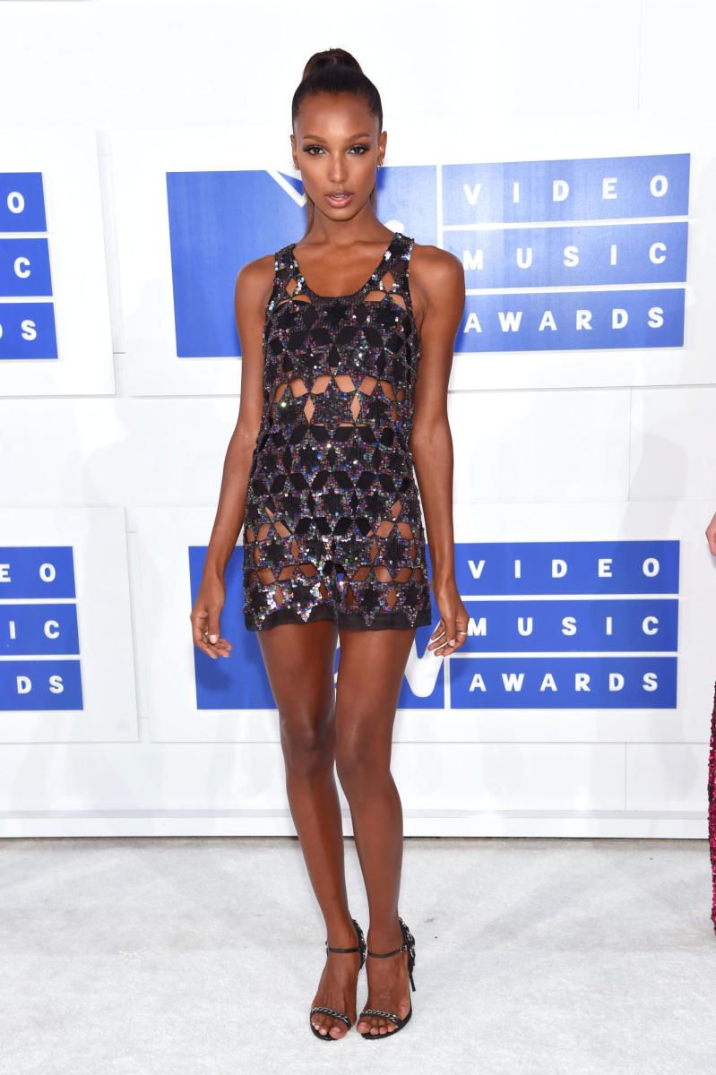 Jasmine Tookes at the 2016 MTV Video Music Awards. Photo: Jamie McCarthy/Getty Images