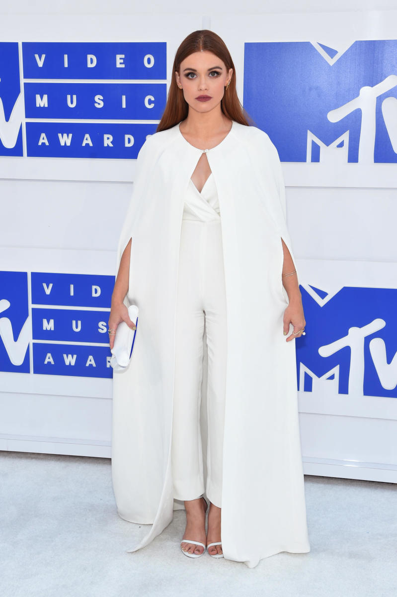 Holland Roden at the 2016 MTV Video Music Awards. Photo: Jamie McCarthy/Getty Images