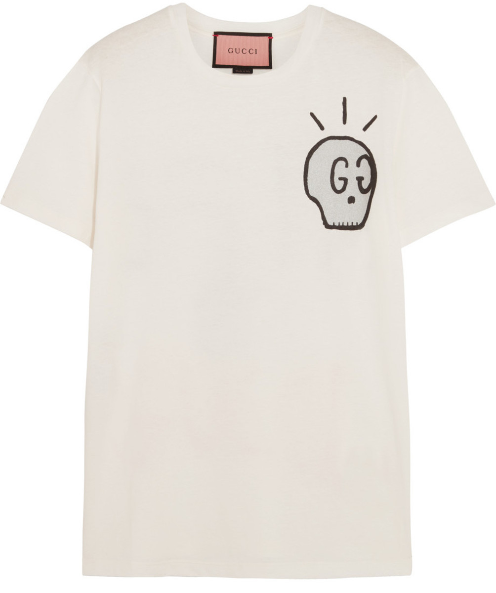 d0cb073c7 The GucciGhost T-Shirt That Has Alyssa Hiding Her Credit Card ...