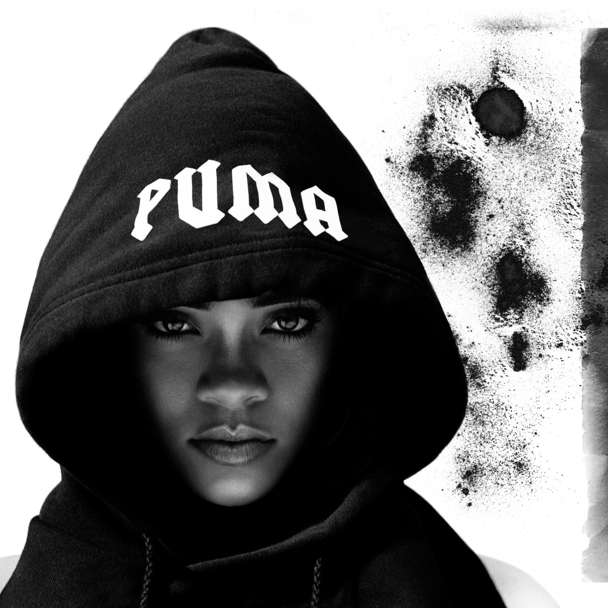 Rihanna in Fenty Puma. Photo: Fenty Puma by Rihanna