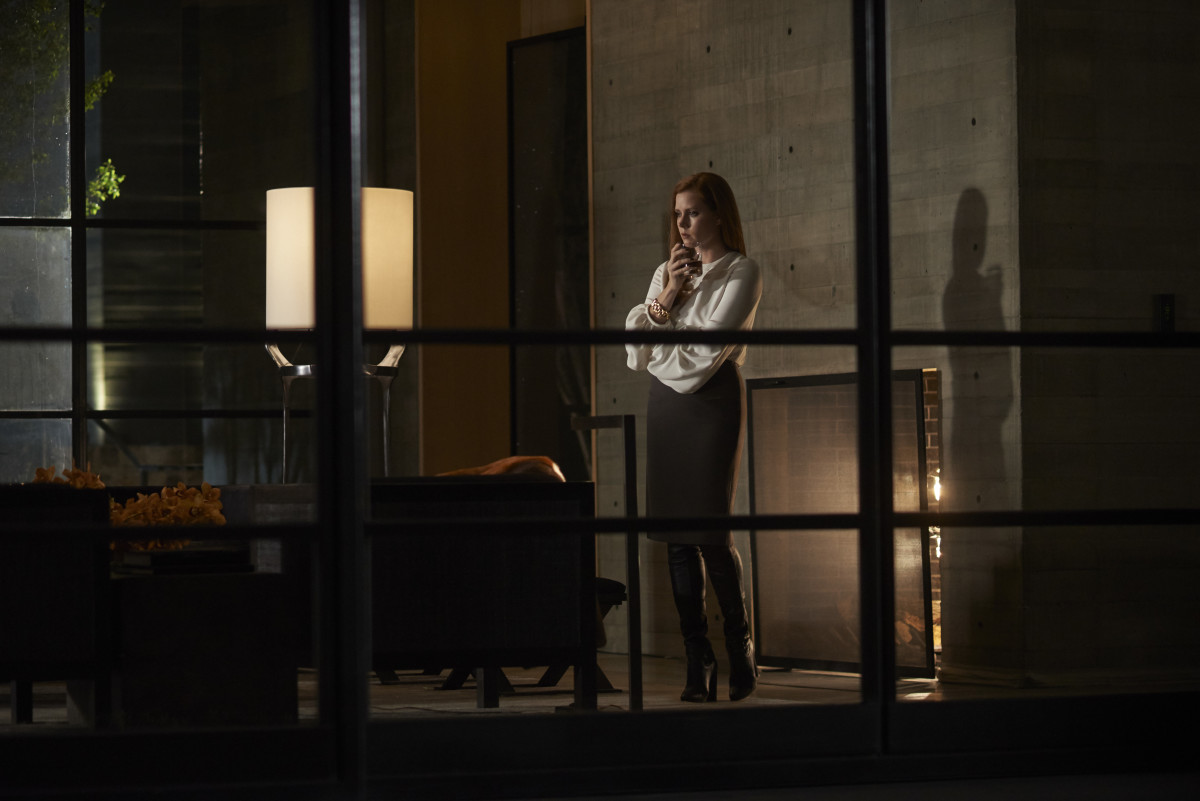 Amy Adams as Susan Morrow. Photo: Merrick Morton/Focus Features