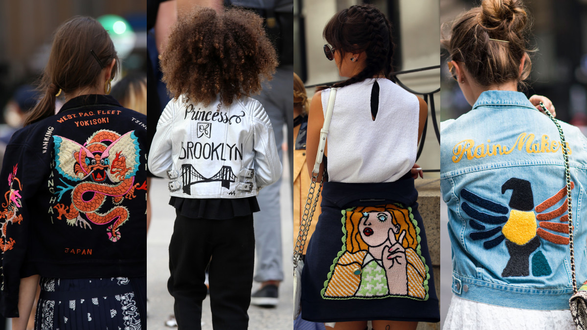 Photos: Angela Datre/Fashionista (3); Imaxtree