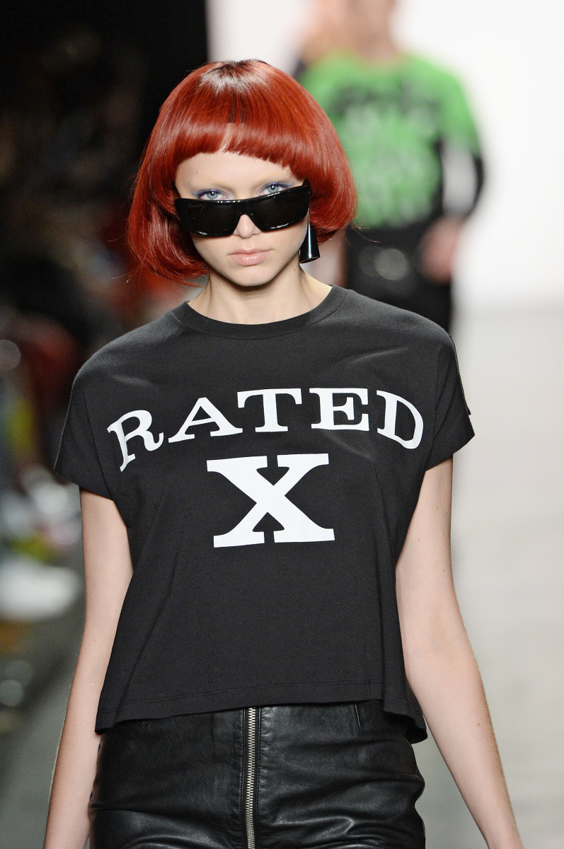 Whatever you say, Jeremy Scott. Photo: Getty Images