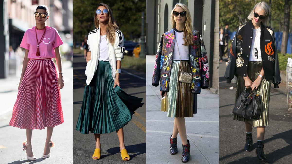 Photos: Imaxtree, Angela Datre/Fashionista, Emily Malan/Fashionista (2)