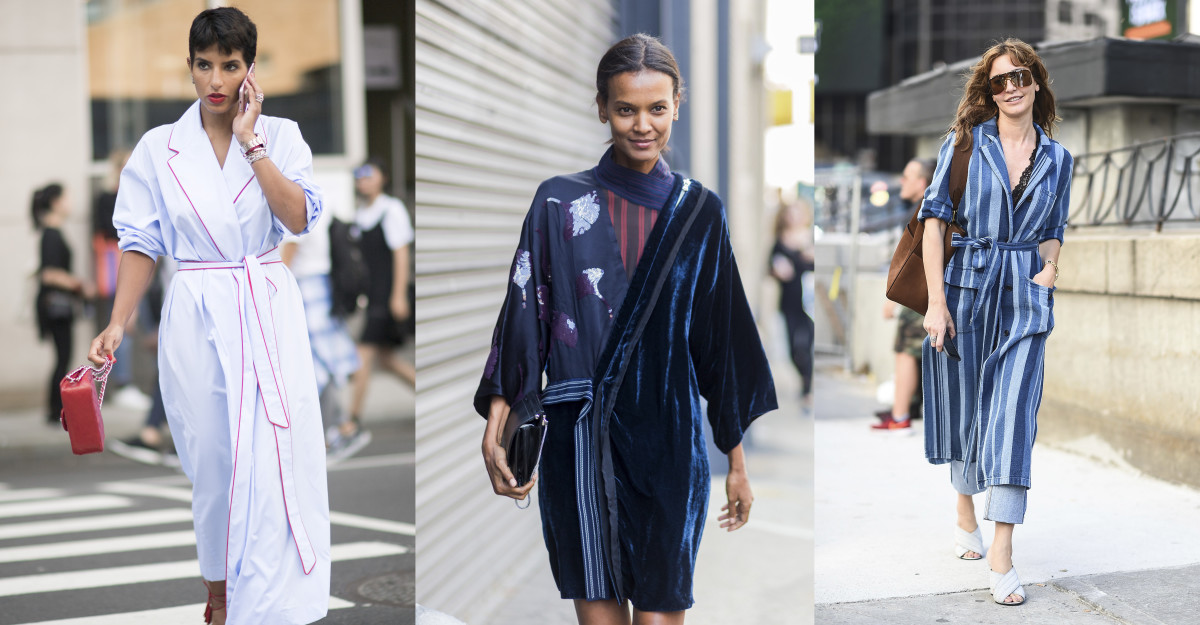 Deena Aljuhani Abdulaziz, Liya Kebede in 3.1 Phillip Lim and Ece Sukan. Photos: Timur Emek/Getty Images, Christian Vierig/Getty Images, Daniel Zuchnik/Getty Images